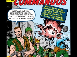 Dum Dum and the Howling Commandos