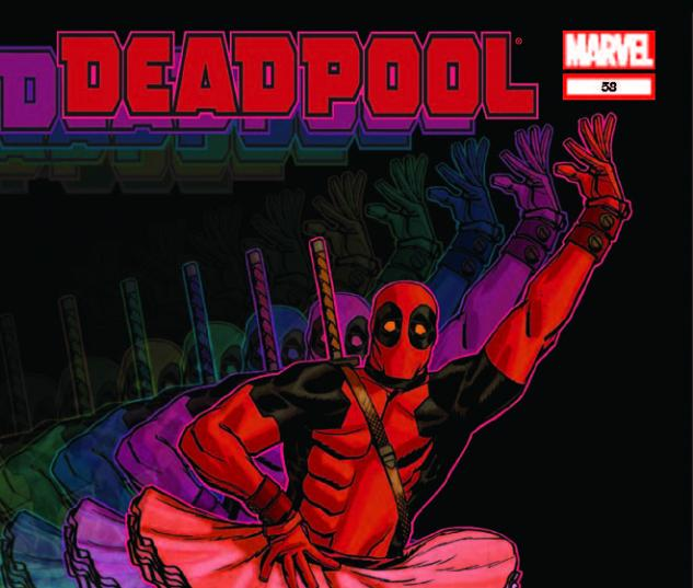 DEADPOOL 58