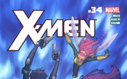 X-MEN 34 (WITH DIGITAL CODE)