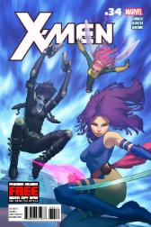 X-Men #34 
