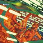 Fantastic Four (2012) #1 preview art by Mark Bagley