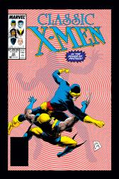 Classic X-Men #33 