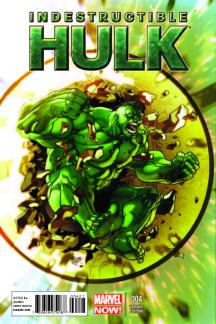 Indestructible Hulk (2012) #4 (Ferry Variant)