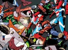 First Look: May 2013 Avengers Solicits