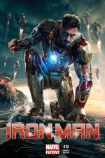Iron Man (2012) #10 (Movie Variant)