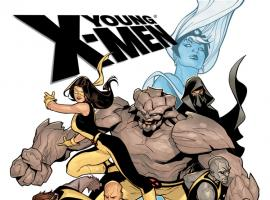 Young X-Men (2008) #1