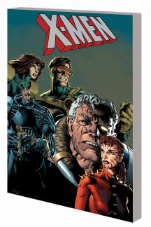 X-Men: The Adventures of Cyclops & Phoenix (Trade Paperback)
