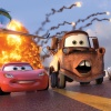 Art from Disney•Pixar Presents: Cars Magazine #1
