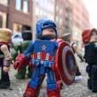 Avengers Movie Minimates Assemble at Toys R Us