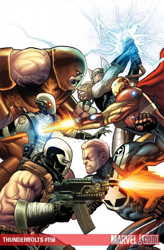 Dark Avengers (2006) #150