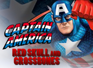 Captain America: Red Skull and Crossbones