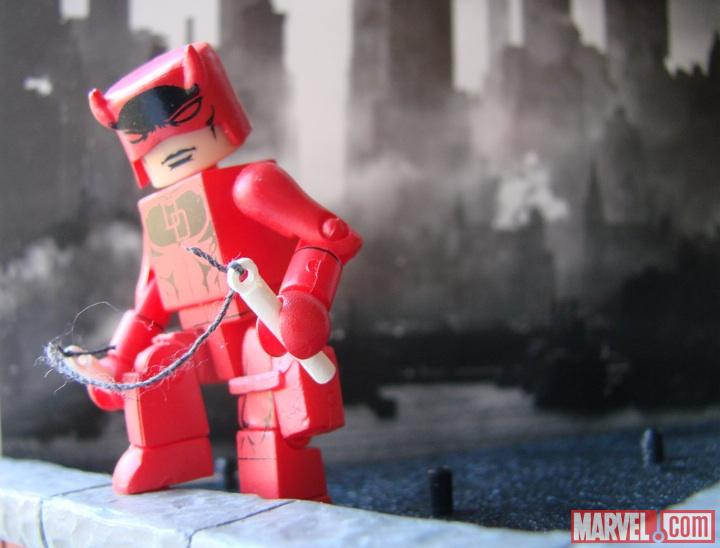 Daredevil Minimate by Diamond Select Toys