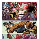 Avengers VS X-Men #4 preview art