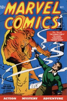 Marvel Comics (1939) #1