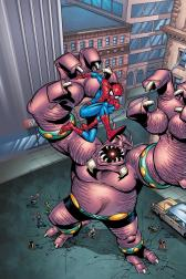 Marvel Universe ULTIMATE SPIDER-MAN #9 
