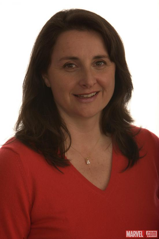 Victoria Alonso, Executive Vice President of Visual Effects, Marvel Studios