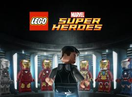 Marvel's Iron Man 3 teaser poster by LEGO