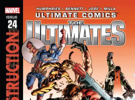 ULTIMATE COMICS ULTIMATES 24 (WITH DIGITAL CODE)