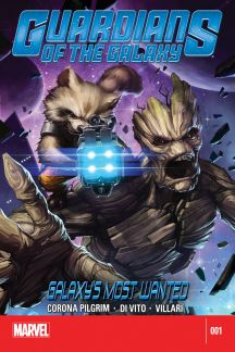 Guardians of the Galaxy: Galaxy's Most Wanted #1