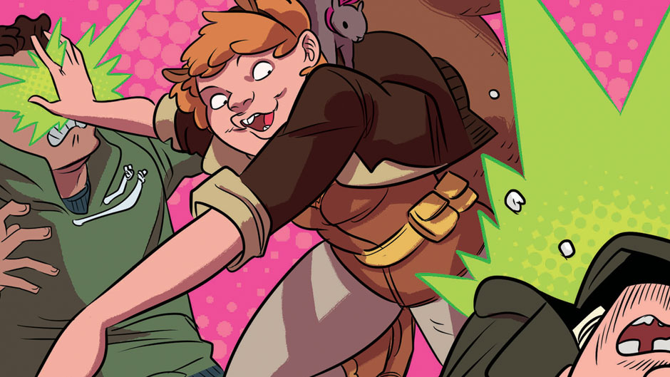 The Unbeatable Squirrel Girl Second Printing