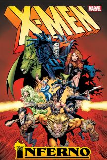 X-Men: Inferno Vol. 1 (Trade Paperback)