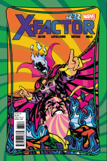 X-Factor (2005) #232