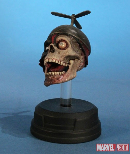 Headpool mini bust by Gentle Giant Ltd