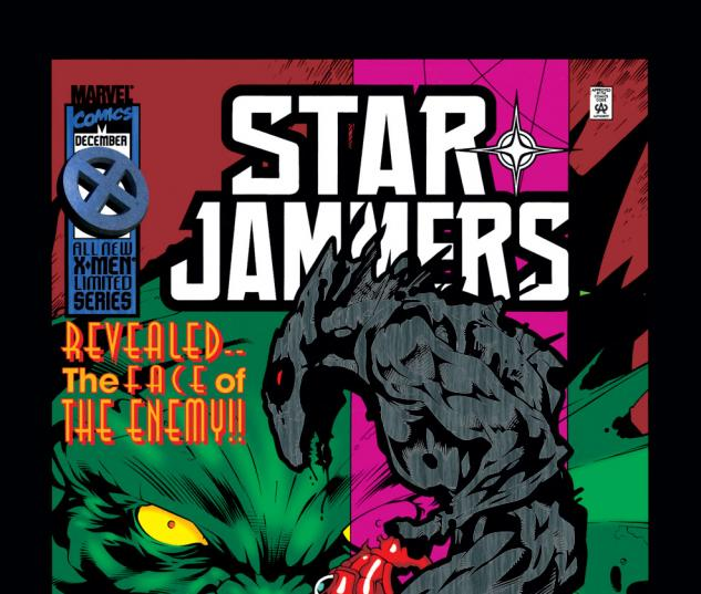 Starjammers (0000) #3 Cover