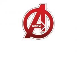 cover from Avengers (2012) #1 (BLANK COVER VARIANT)