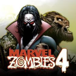 Marvel Zombies 4 Master