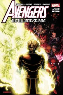 Avengers: The Childrens Crusade (2010) #5