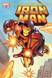 Iron Man #258.1 