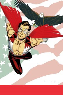All-New Captain America #1 Colbert variant cover by Kris Anka