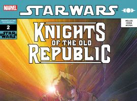 Star Wars: Knights Of The Old Republic (2006) #2