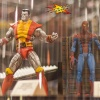 New York Comic Con 2011: Colossus and Spider-Man figures