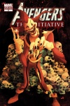 Avengers: The Initiative (2007) #18 (ZOMBIE VARIANT)