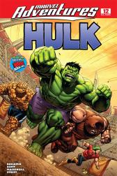 Marvel Adventures Hulk #12