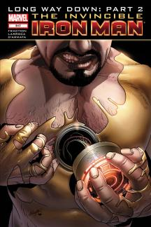 Invincible Iron Man (2008) #517