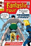 Fantastic Four (1961) #14 Cover