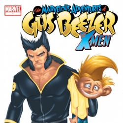 Marvelous Adventures of Gus Beezer: X-Men (2003)