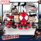 New York Comic Con 2011: Exclusive Spider-Man Mini Muggs