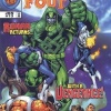 Fantastic Four (1997) #13 cover by Salvador Larroca