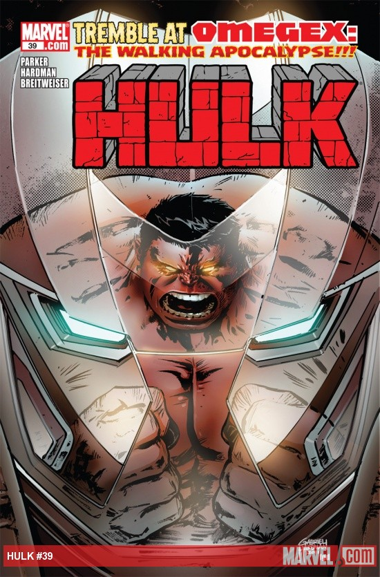 Hulk (2008) #39