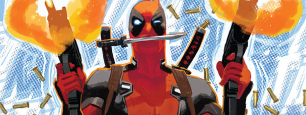 Next Big Thing: Deadpool Liveblog