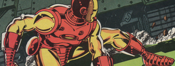 The History of Iron Man Pt. 20