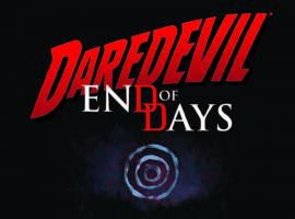 DAREDEVIL: END OF DAYS 4 MACK VARIANT (1 FOR 25, WITH DIGITAL CODE)