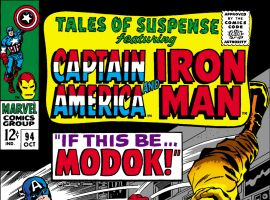 Tales of Suspense (1959) #94 Cover