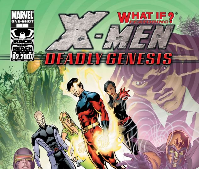 What If? X-Men Deadly #1