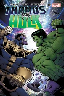 Thanos Vs. Hulk #1