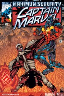 Captain Marvel (2000) #12